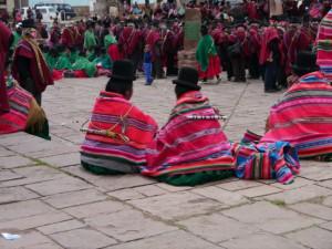 ボリビア民族衣装
