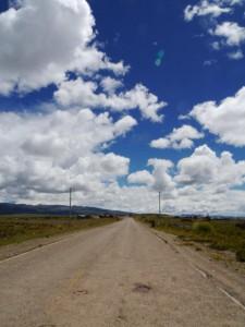 ボリビアの空
